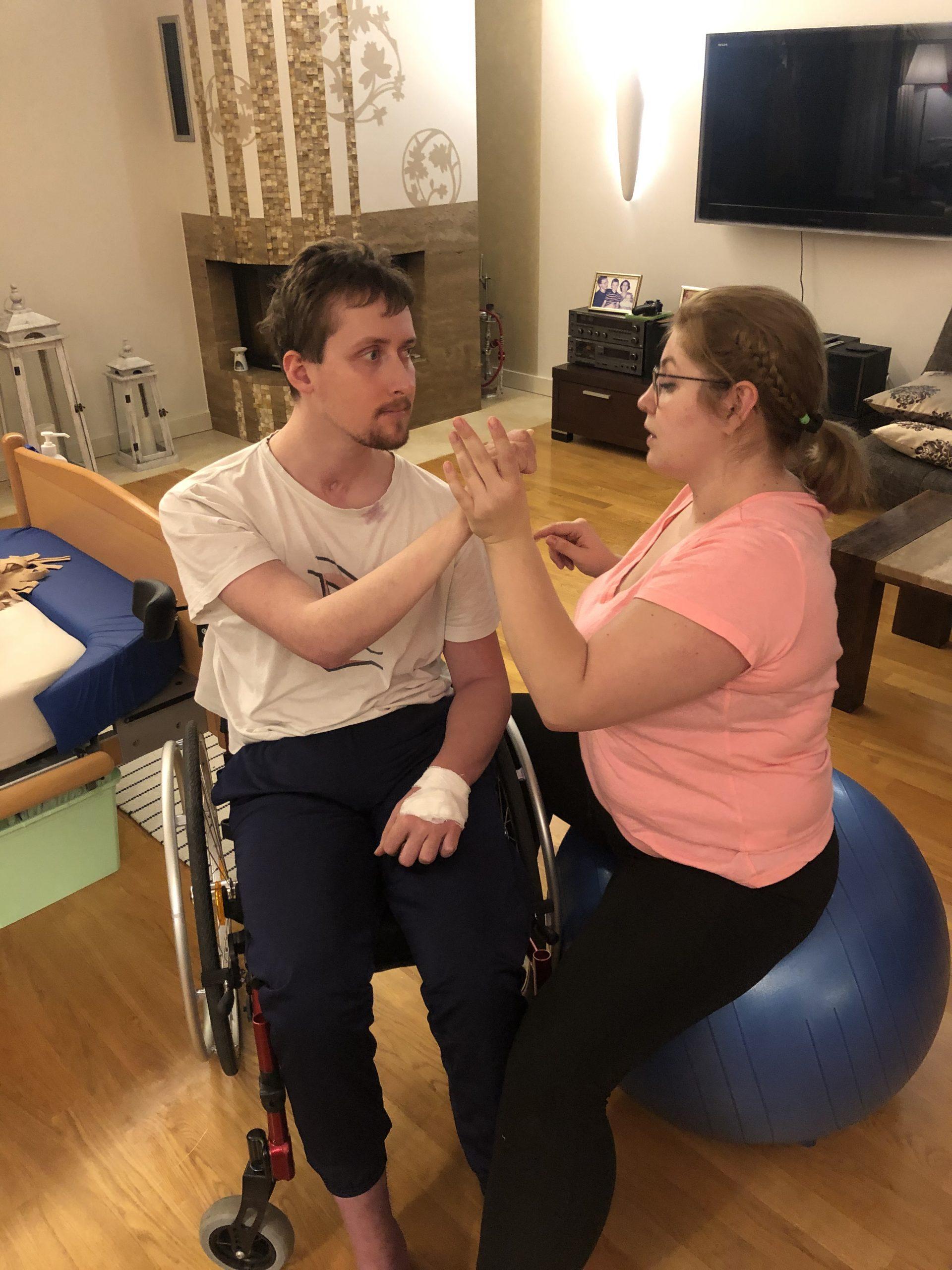 Koniec okresu rehabilitacji domowej – wracamy do klinik!